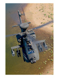 AH-64D Apache Longbow Print by  Anonymous