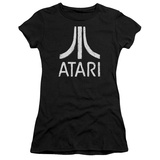Juniors: Atari- Distressed Logo T-shirts