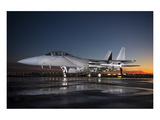 Advanced F-15 multi-role fighter Kunst von  Anonymous
