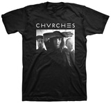 Chvrches- Exiting the Light T-Shirt