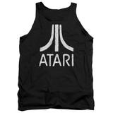 Tank Top: Atari- Distressed Logo Tank Top