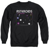 Crewneck Sweatshirt: Atari: Asteroids- Battle Screen T-shirts