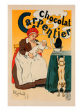 Chocolat Carpentier Posters by Jean Louis Armand Henri