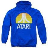 Hoodie: Atari- Sunrise Logo Pullover Hoodie