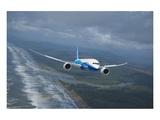 Boeing 787 Dreamliner Láminas por  Anonymous