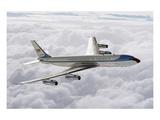 Boeing 707 1st president plane Giclée-Premiumdruck von  Anonymous