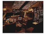 Boeing 767 Flight Deck lighting Prints by  Anonymous