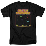 Atari: Missle Command- Battle Screen T-shirts