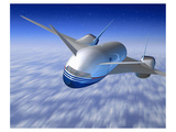 Boeing Conceptual Sonic Cruiser Poster by  Anonymous