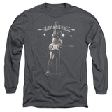 Long Sleeve: Jeff Beck- Center Stage T-shirts