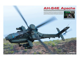 AH-64E Apache Helicopter Prints by  Anonymous