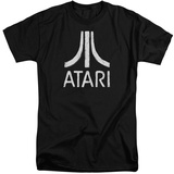 Atari- Distressed Logo (Big & Tall) T-shirts