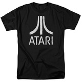 Atari- Distressed Logo T-shirts