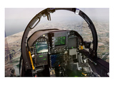 Boeing CRVS Flight Deck Simulator Print by  Anonymous