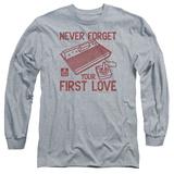 Long Sleeve: Atari- First Love T-Shirt