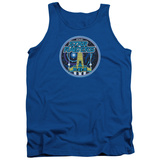 Tank Top: Atari: Star Raiders- Flight Patch Tank Top