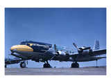 DC-6 president Truman aircraft Prints by  Anonymous