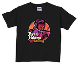Toddler: Ryan Adams- Space Cat T-Shirt