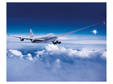 Boeing YAL-1A Airborne Laser Posters by  Anonymous