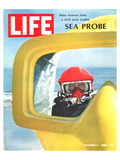LIFE Sea Probe a new realm Print by  Anonymous