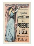 La Parisienne du Siècle Prints by Jean-Louis Forain
