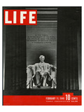 LIFE Lincoln Memorial 1946 Posters by  Anonymous