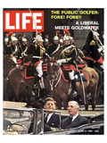 LIFE Kennedy in Paris 1961 Kunstdruck von  Anonymous