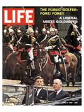 LIFE Kennedy in Paris 1961 Kunst van  Anonymous
