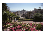 Lombard Street, San Francisco Prints by  Anonymous