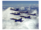 F/A-18 Hornet tactical aircraft Posters by  Anonymous