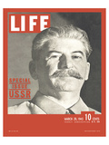 LIFE USSR Joseph Stalin 1943 Prints by  Anonymous