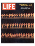 LIFE Dancing Rockettes Prints by  Anonymous