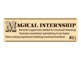 Magical Internship Prints by  Anonymous