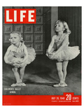 LIFE Children's Ballet School Prints by  Anonymous