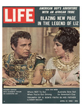LIFE Burton-Taylor Cleopatra Prints by  Anonymous