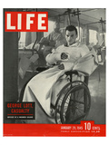 LIFE George Lott wounded Soldier Posters by  Anonymous