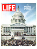 LIFE Inaugural Spectacle 1965 Prints by  Anonymous