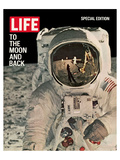 LIFE to the Moon and Back 1969 Prints by  Anonymous