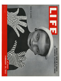 LIFE News in Gloves 1952 Prints by  Anonymous