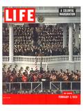 LIFE Eisenhower Inauguration Plakater af  Anonymous
