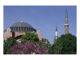 Hagia Sophia, Istanbul, Turkey Prints by  Anonymous