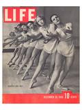 LIFE Metropolitan's opera Ballet Poster von  Anonymous