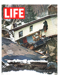 LIFE Earthquake in Alaska 1964 Prints by  Anonymous