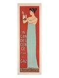 Incandescence Par le Gaz Prints by Maurice Réalier-Dumas