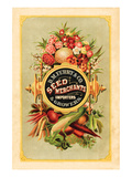 Ferry Seed Merchants & Growers Posters by  Anonymous