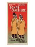 Chicorée - Bonne Cafetière Print by Fernand Fernel