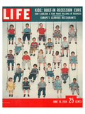LIFE Kids-Recession Cure 1958 Print by  Anonymous