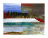 Seaside Meadow Prints by Joan Davis