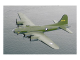 Restored B17F Flying Fortress Prints by  Anonymous