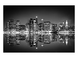 New York City in Black & White Kunstdrucke von  Anonymous